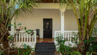 客室の玄関