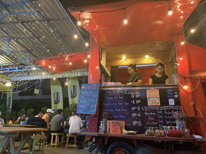タイのフードトラック