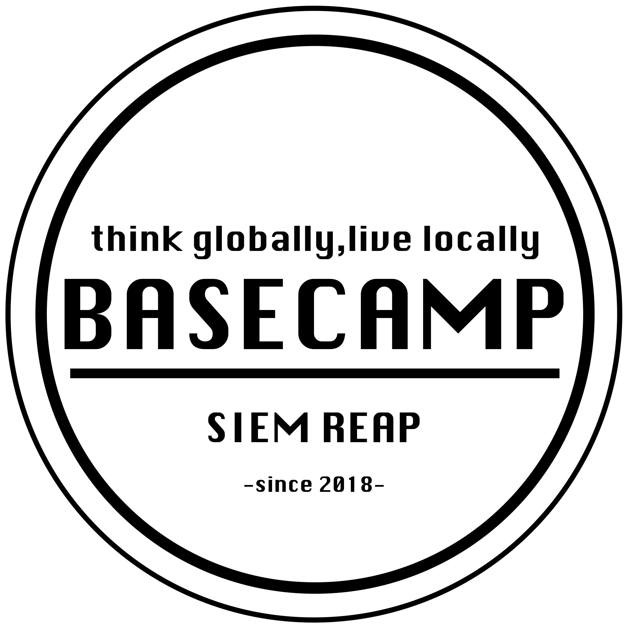 BASECAMP SIEMREAPのロゴアイコン