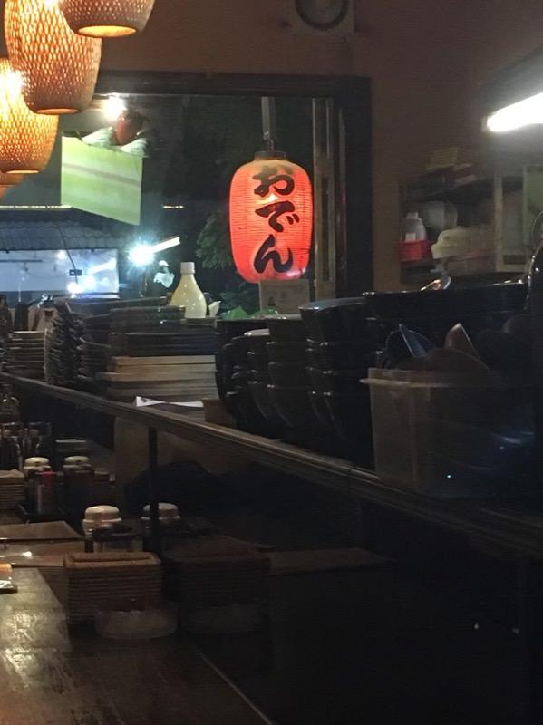 博多食堂にゃむの店内