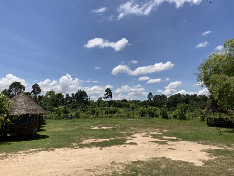 カンボジアの景色