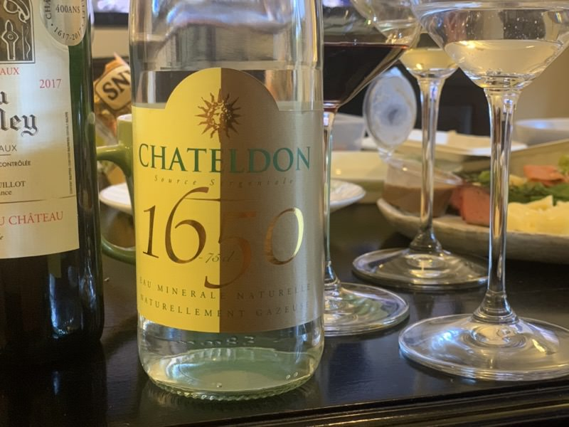 シャテルドンのボトル