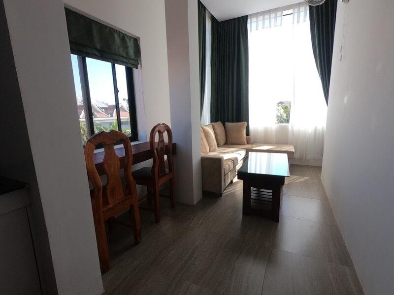 二人暮らし中のアパートの広さや家賃を紹介【1LDKで月300ドル】