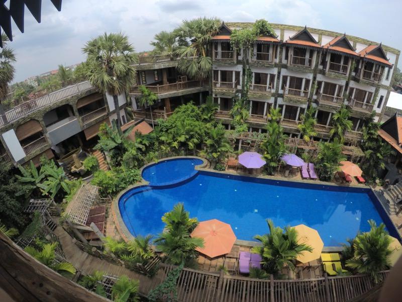 Little Prince Resort&Spaの客室からの眺め