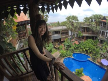 Little Prince Resort&Spaのバルコニー