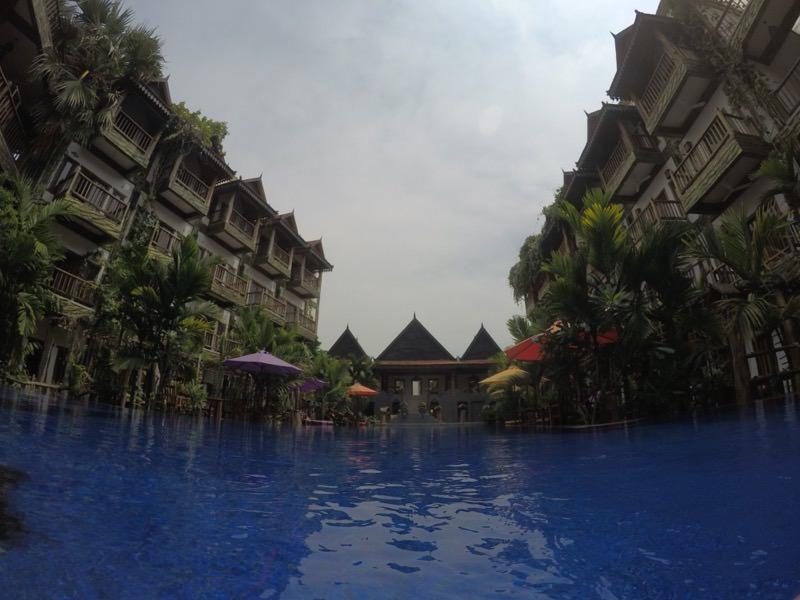 Little Prince Resort&Spaのプール