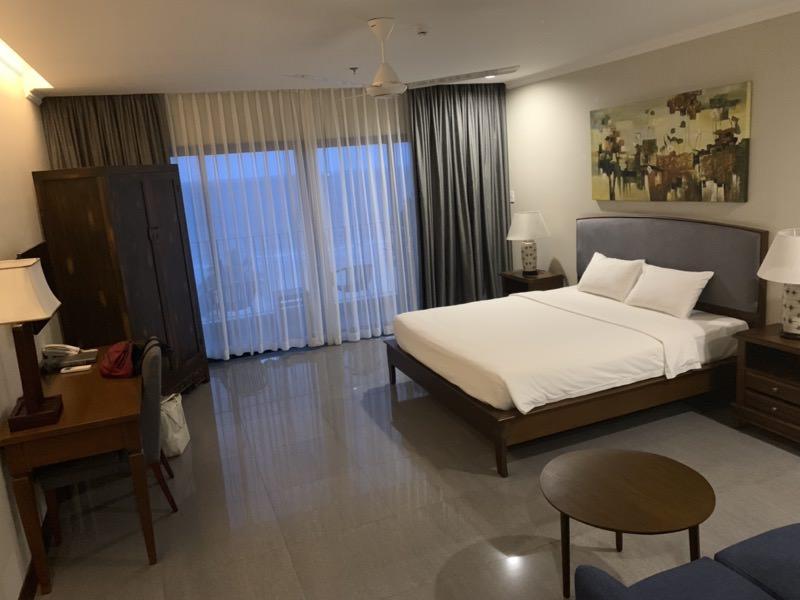 Dan Oasis Hotelの客室